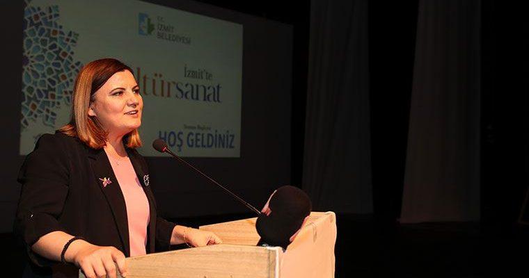 İzmit Belediye Başkanı Fatma Kaplan Hürriyet: