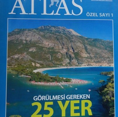 ATLAS  ÖZEL SAYI :1             KASIM 2008
