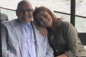 Pelin Öztekin'den duygulandıran baba paylaşımı