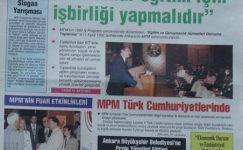 KALKINMADA ANAHTAR EYLÜL 1992