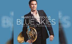 Ünlü tenor Mario Frangoulis'in yeni albümü çıktı