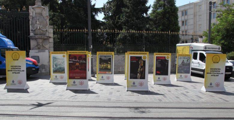 Geçmişten Günümüze Şehir Tiyatroları Afişleri