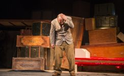 """Cimri"", 11-12 Ağustos'ta KüçükÇiftlik Bahçe Tiyatrosu'nda"