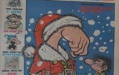 DIGIL HAFTALIK MİZAH DERGİSİ 27 ARALIK 1990