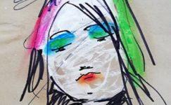 Ressam Ayşe Yaltırım'ın sergisi Kadıköy Nâzım Hikmet'te