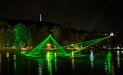Prag'ın ünlü festivali Signal 2 yıl sonra yeniden başladı