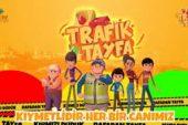 Çocuklar 'Trafik Tayfa' ile Kuralları Öğrenecek