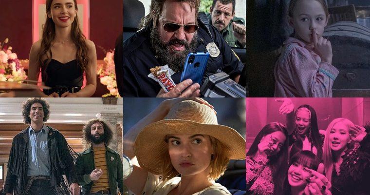 Netflix'in ekim programında hangi yapımlar var?