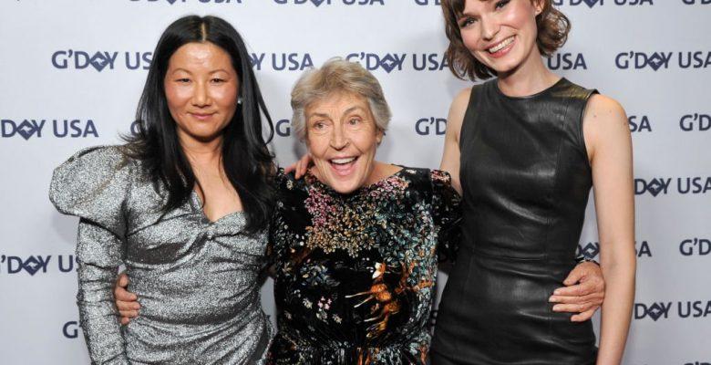 """I Am Woman""ın yazarı Helen Reddy:"