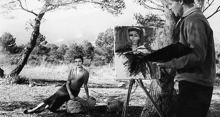 Ressamlar ve sinema