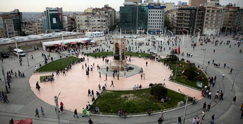 Taksim'e 1 Mayıs Anıtı dikilsin