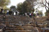 Muğla Valiliği'nden Kleopatra Adası kazılarına destek