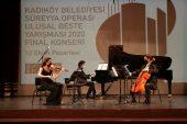 Süreyya Operası Beste Yarışması Ödülleri