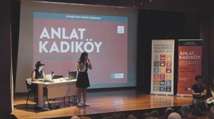 Kadıköy Belediyesi'nin 'Sinematek' ve