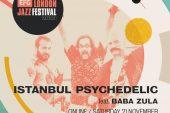 Türk grupları, Londra Caz Festivali'nde