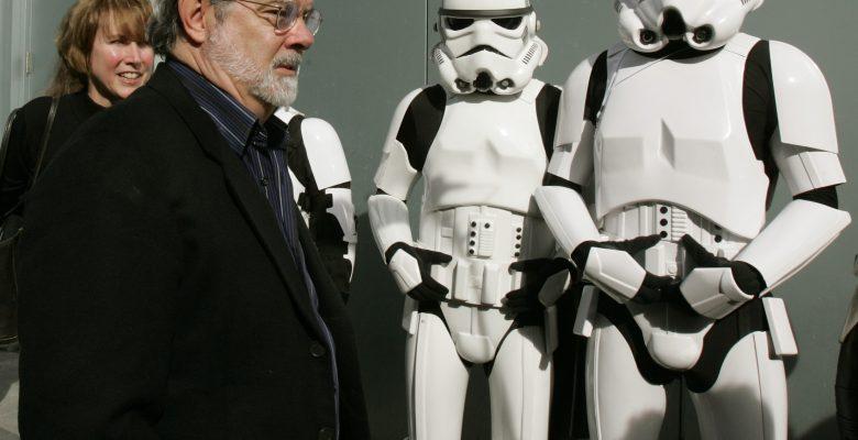 George Lucas, 'Star Wars'u nasıl sattığını anlattı: