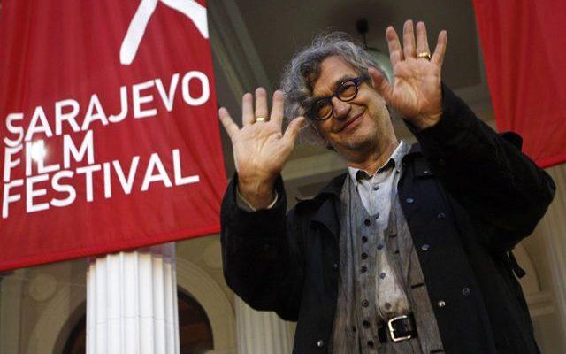 Saraybosna'nın Kalbi Yaşam Boyu Başarı Ödülü, Wim Wenders'ın