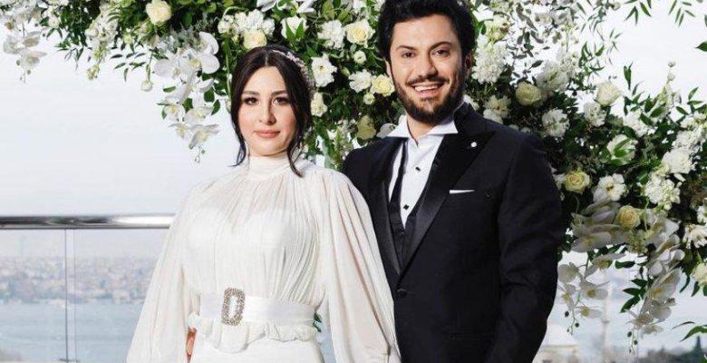 Yasemin Sakallıoğlu ve Burak Yırtar evlendi