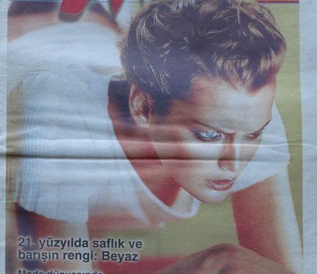 RADİKAL MODA 6 ARALIK 1998