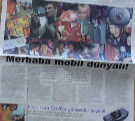 GAZETE NOKİA 17 KASIM 2003