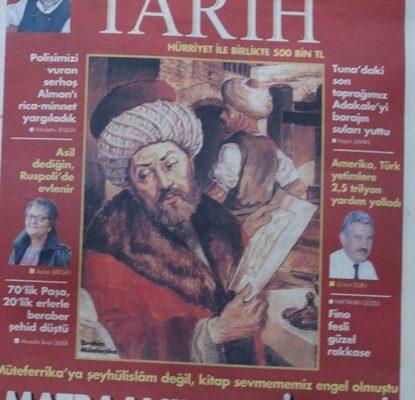 MURAT BARDAKÇI İLE HÜRRİYET TARİH 19 KASIM 2003
