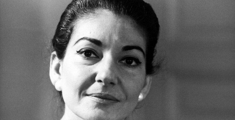 Opera dünyasının efsane ismi Maria Callas