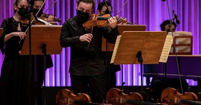 Vivaldi'nin 'Dört Mevsim'ine dört keman