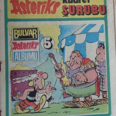 ASTERİKS KUDRET ŞURUBU