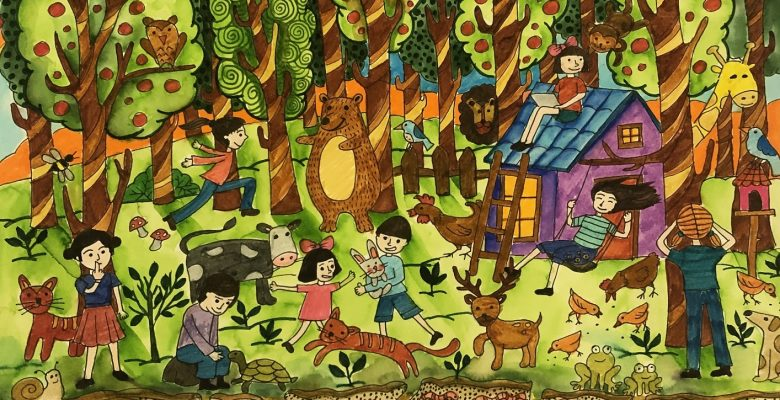 Pınar Çocuk Resim Yarışması'nın kazananları belli oldu