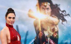 Wonder Woman'ın yıldız ismi Gal Gadot:
