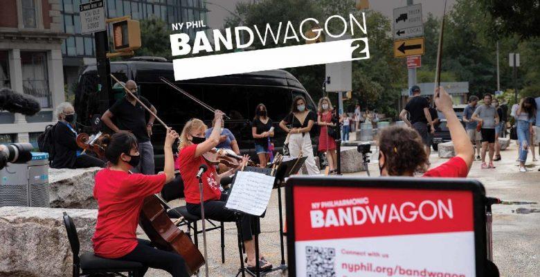 New York Filarmoni yeniden sokaklara dönüyor