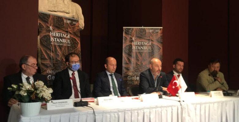 Kültürel Miras Fuarı Heritage İstanbul, 23-25 Haziran'da düzenlenecek