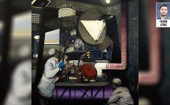 Versus Art Project, SABO'nun 'Time Machine'