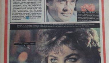 BULVAR GAZETESİ TV FOTOROMAN 18 OCAK 1986