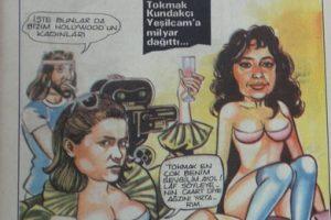 BULVAR GAZETESİ PONPON DERGİSİ 8 MART 1986