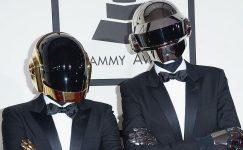 Daft Punk'ın 'yarısı' Thomas Bangalter,