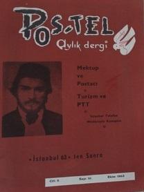 POS TEL AYLIK DERGİ EKİM 1963