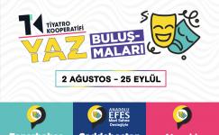 Ataşehir'de Sahnelenecek 6 Oyunla Sona Eriyor