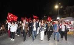 Genco Erkal, Kurtuluş Gününde Mudanya'daydı