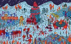 Seren Kohen Ojalvo: 'Genç sanatçıları desteklemeye devam edeceğiz'