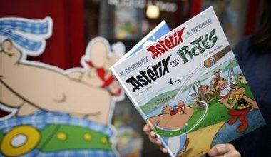 Yarım kalmış Asteriks hikayesi 40 yıl sonra tamamlanıyor