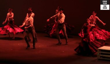 Lirik bir anlatımdan tutkulu bir finale: Halk dansı vurgusu