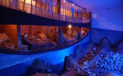 Türkiye'nin ilk sualtı arkeoloğu Oğuz Alpözen,
