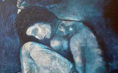 Yapay zekâ Picasso'nun 118 yıllık sırrını ortaya çıkardı