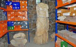 2 bin 700 yıllık eserler, 17 yıl sonra müzeye taşındı
